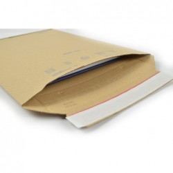 Kartonnen enveloppen - Bruin - Nr. 10 - Gebruik