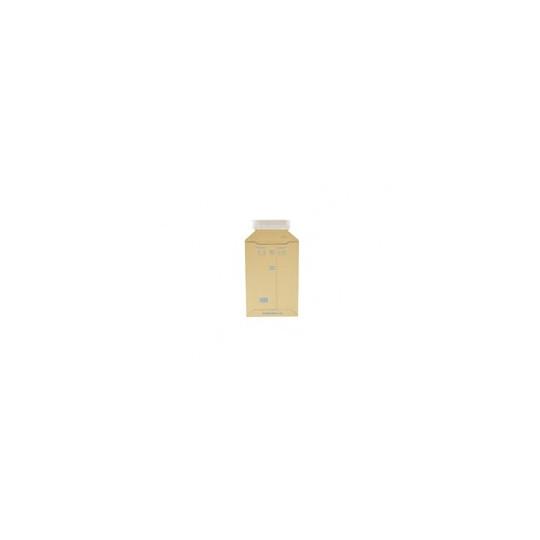 Kartonnen enveloppen met plakstrip - Bruin - Nr. 5