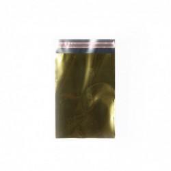 Cadeauzakjes folie - Goud - Vooraanzicht