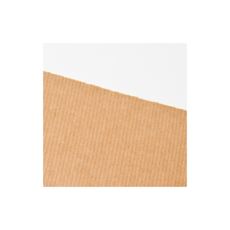 Patroonkarton - Geel - Vooraanzicht