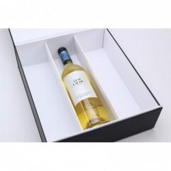 Wijndozen - Zwart Mat - Met schapverdeler - Luxe - Gebruik