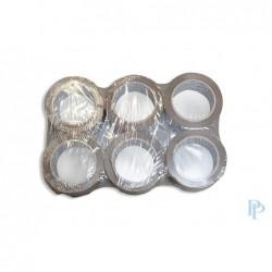 Verpakkingstape - Bruin - Dubbele lijmlaag - Verpakking