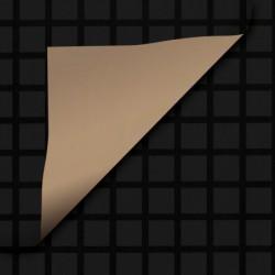 Inpakpapier - Ruiten - Zwart en goud (Nr. 992) - Close-up