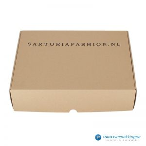 Postdoos - Sartoriafashion.nl