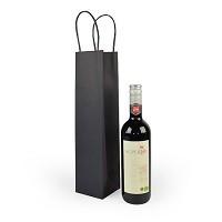 Wijnfles verpakking