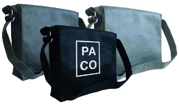 Vilen postmanbags bedrukken