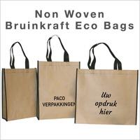 Non-woven bruinkraft eco bags